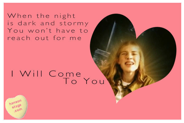 ValentineIWillComeToYou